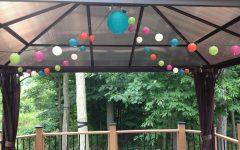 Outdoor Gazebo Lanterns
