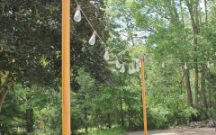 Pole Hanging Outdoor Lights