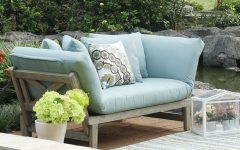 Englewood Loveseats With Cushions