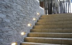Outdoor Stone Wall Lighting