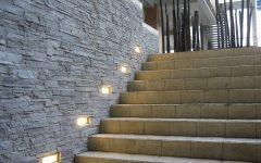 Outdoor Stone Wall Lighting