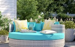 Falmouth Patio Daybeds With Cushions