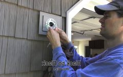 Hanging Outdoor Lights On Vinyl Siding
