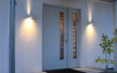 Contemporary Porch Light Fixtures for Garden