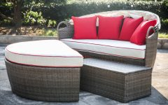 Fansler Patio Daybeds with Cushions