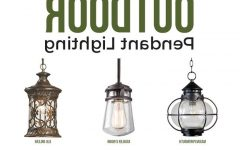Funky Outdoor Hanging Lights