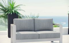 Bristol Loveseats with Cushions