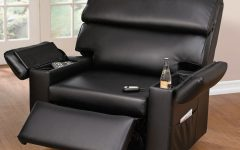 Extra Wide Recliner Lounge Chairs