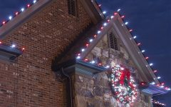 Hanging Outdoor Christmas Lights In Roof