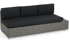 Furst Patio Sofas with Cushion