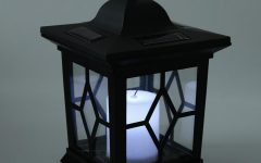 Solar Powered Outdoor Hanging Lanterns