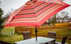 Filey Market Umbrellas