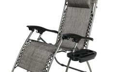 Folding Patio Lounge Beach Chairs with Canopy