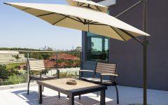 Desmond Rectangular Cantilever Umbrellas
