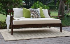 Dowling Patio Daybeds with Cushion