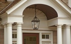 Hanging Outdoor Entrance Lights