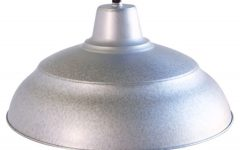 Galvanized Outdoor Ceiling Lights
