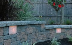 Outdoor Retaining Wall Lighting