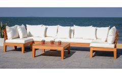 Greta Living Patio Sectionals With Cushions