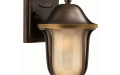 Bronze Outdoor Wall Lights