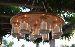 Homemade Outdoor Hanging Lights