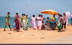 Auriville Beach Umbrellas