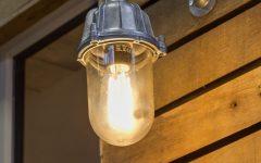 Industrial Outdoor Lanterns