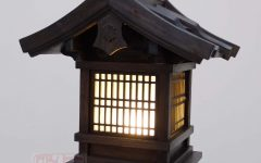 Outdoor Japanese Lanterns for Sale