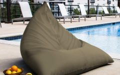 Jaxx Twist Outdoor Patio Bean Bag Chairs
