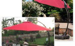 Judah Cantilever Umbrellas