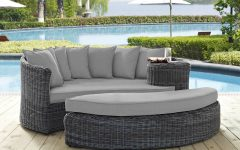 Keiran Patio Daybeds with Cushions