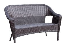 Kentwood Resin Wicker Loveseats