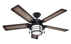 Key Biscayne 5 Blade Outdoor Ceiling Fans