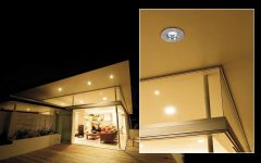 Outdoor Ceiling Downlights