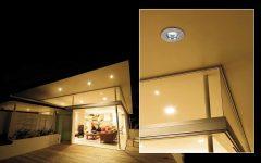Outdoor Ceiling Downlights