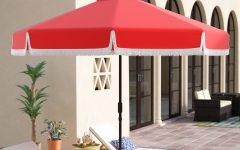 Wacker Market Umbrellas