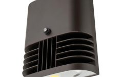 Led Outdoor Wall Lights with Photocell