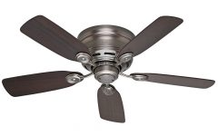 Low Profile Iv 5 Blade Ceiling Fans