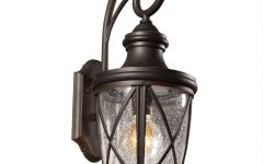 Lowes Led Outdoor Wall Lighting