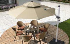 Maidenhead Cantilever Umbrellas