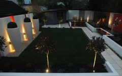 Modern Small Outdoor Solar Lights