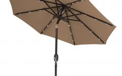 Branam Lighted Umbrellas