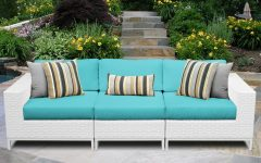 Menifee Patio Sofas with Cushions