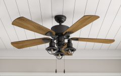 Ratcliffe 5 Blade Led Ceiling Fans