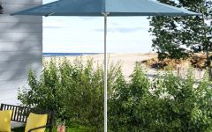 Wiebe Market Sunbrella Umbrellas