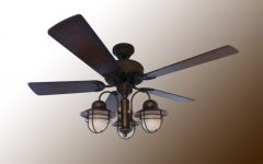 42 Outdoor Ceiling Fans with Light Kit