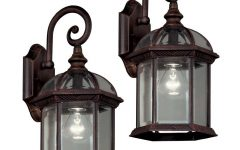 Outdoor Patio Electric Lanterns