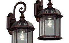 Outdoor Patio Electric Lanterns