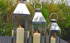 Outdoor Indian Lanterns