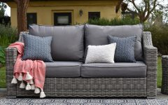 Vallauris Sofa With Cushions